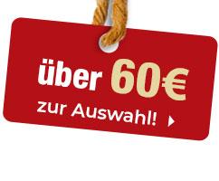 Geschenkideen ab 60 Euro
