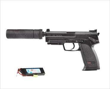 Pistolen Elektronisch