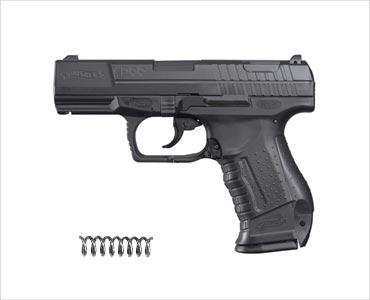 Pistolen Federdruck