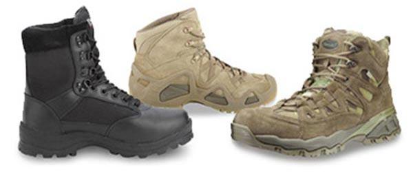 promo code b0da2 376c1 Outdoor Schuhe - Bundeswehr Herrenschuhe Shop | Kotte & Zeller