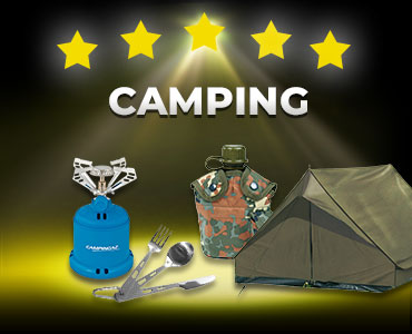Beliebte Campingartikel