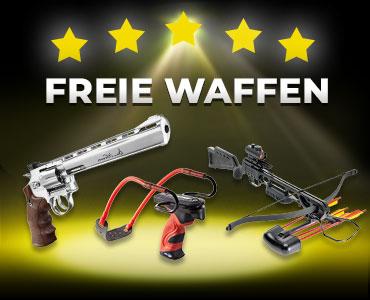 Beliebte Freie Waffen