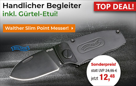 Walther Messer Sale