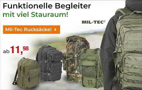 Mil-Tec Rucksäcke