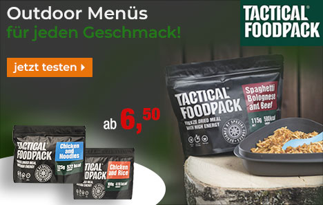 Tactical Foodpack Outdoornahrung