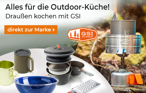 GSI Outdoors Campinggeschirr